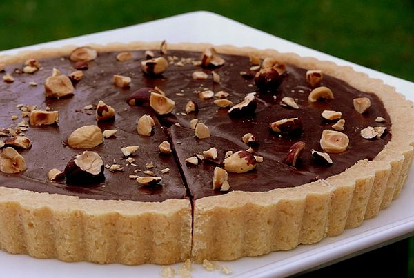 crostata-nutella